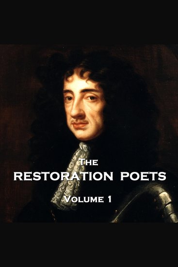 The Restoration Poets - cover