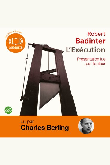 L'exécution - cover