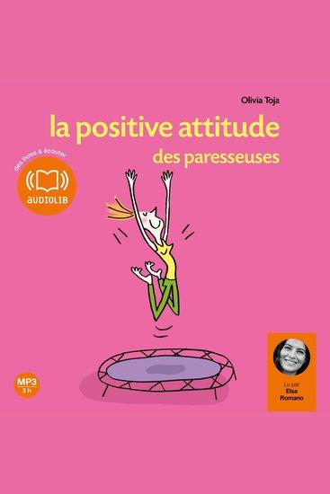 La positive attitude des paresseuses - cover