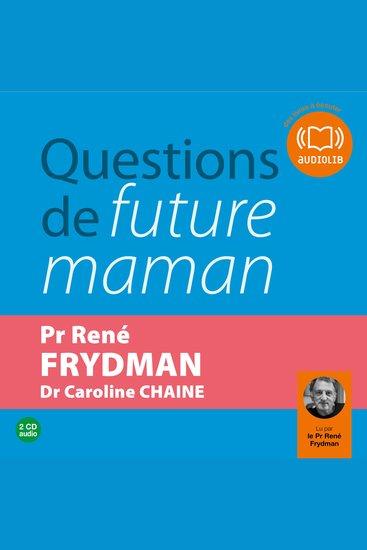 Questions de future maman - cover