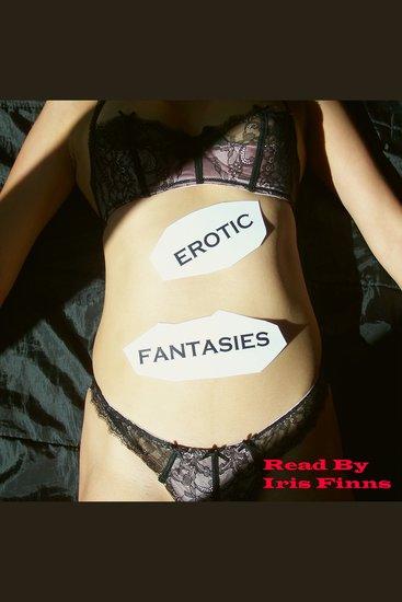 Erotic Fantasies - cover
