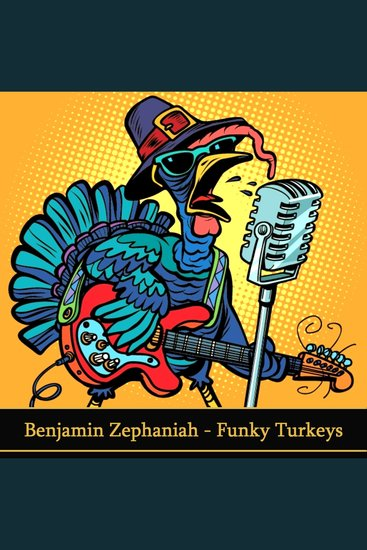 Funky Turkeys - cover