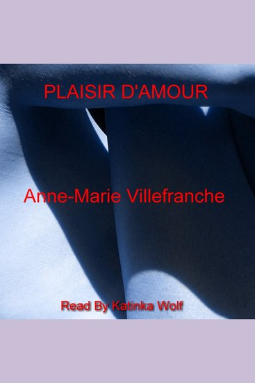 Plaisir D'Amour - cover