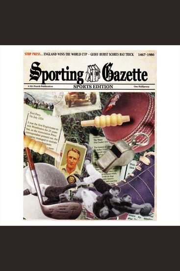 Sporting Gazette - Sports Edition - cover