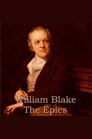 William Blake - The Epics - cover