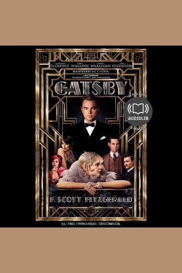 Gatsby le Magnifique - cover