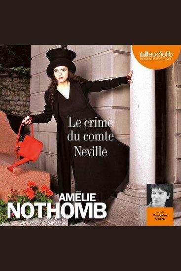 Le Crime du Comte Neville - cover