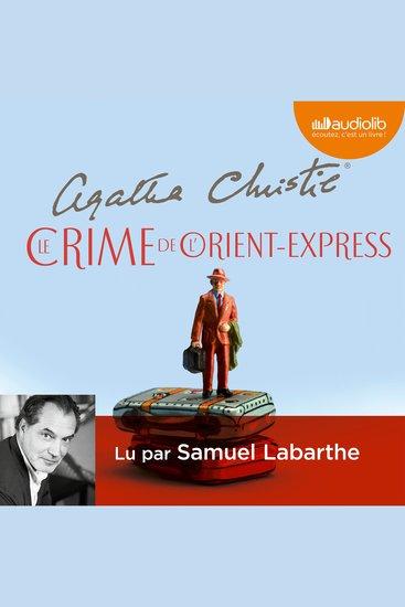 Le Crime de l'Orient Express - cover