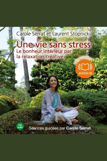 Une vie sans stress - cover
