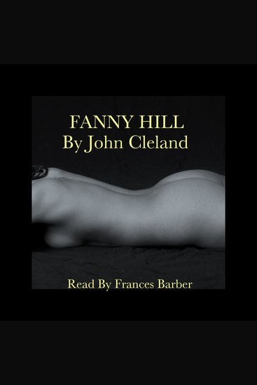 Fanny Hill - cover