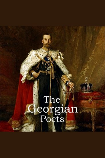 The Georgian Poets - cover