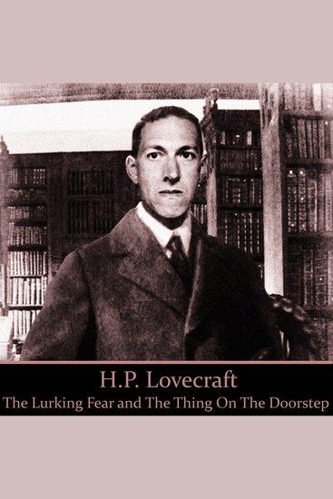 H P Lovecraft Volume 1 - cover