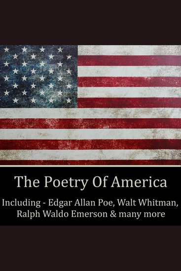 The Poetry of America - cover