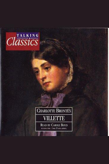 Villette - cover