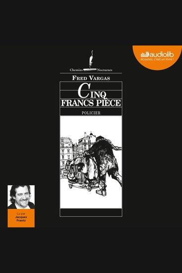 Cinq francs pièce - cover