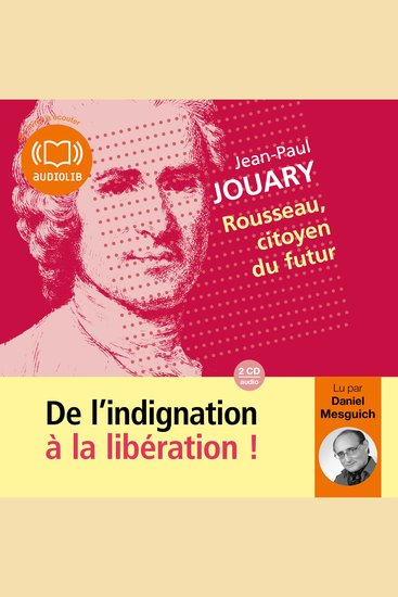 Rousseau citoyen du futur - cover