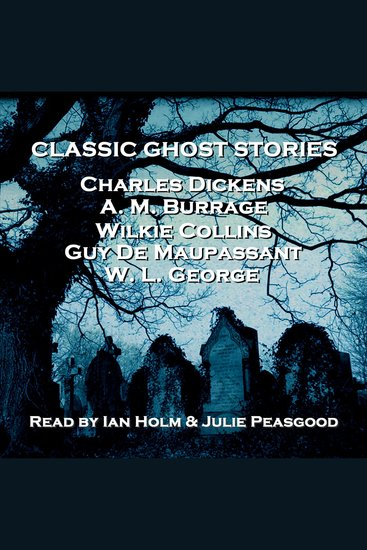 Classic Ghost Stories - cover