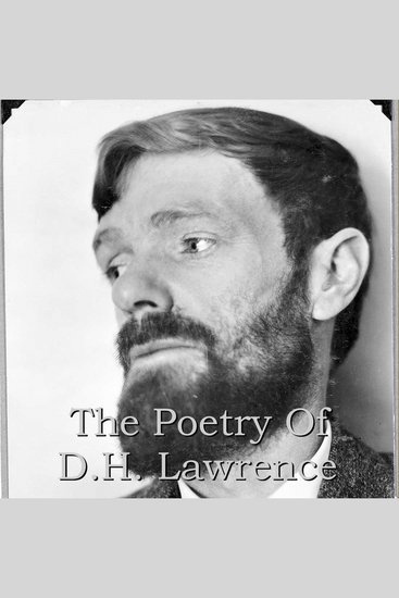 The Poetry of DH Lawrence - cover