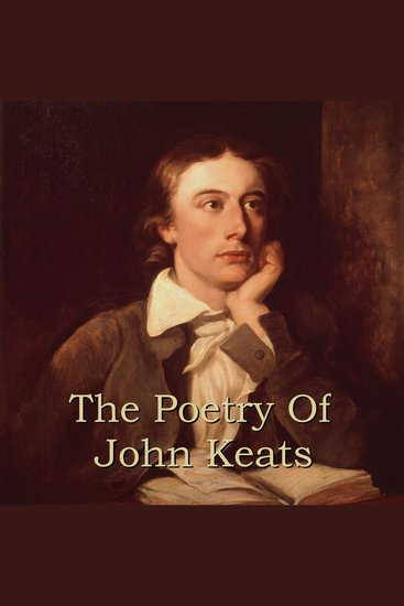 John Keats - The Poetry Of - cover