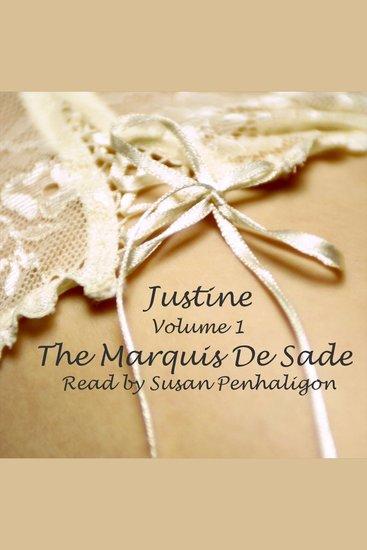Justine: Volume 1 - cover