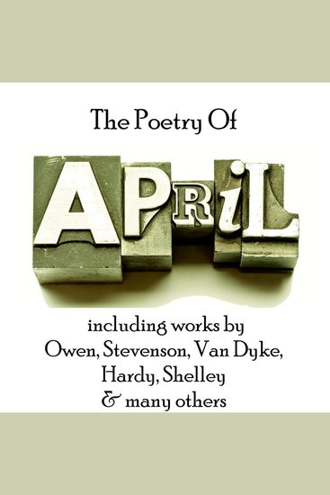 The Poetry of April - cover