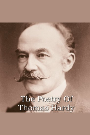 The Poetry of Thomas Hardy - cover