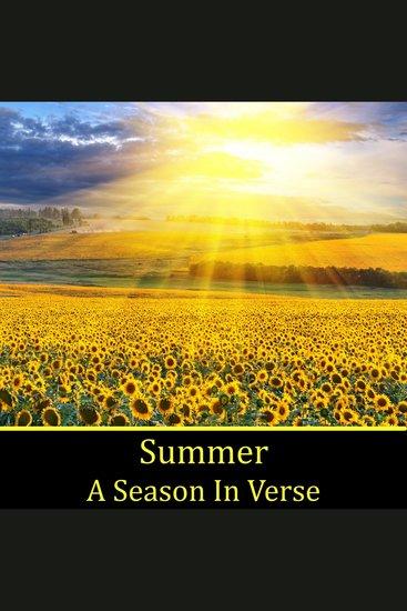 Summer: A Season in Verse - cover