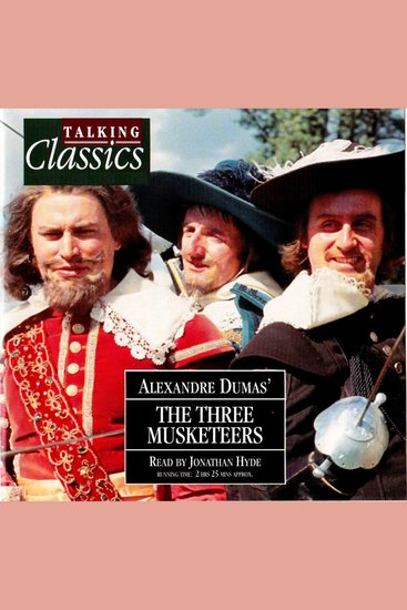 The Three Musketeers - cover
