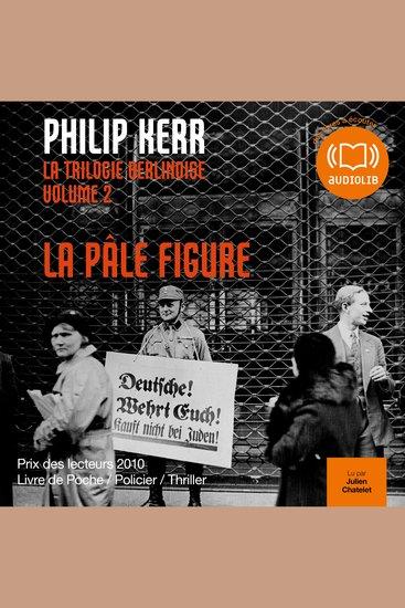 La Pâle figure - La trilogie berlinoise 2 - cover