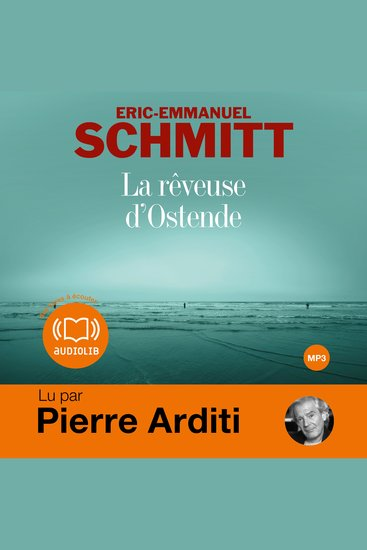 La rêveuse d'Ostende - cover