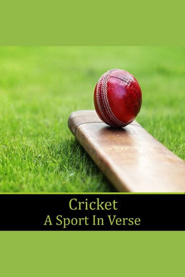 Cricket A Sport in Verse - cover