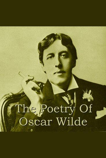 Oscar Wilde: The Poems - cover