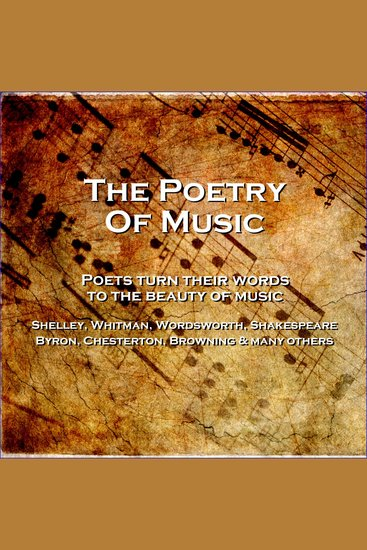 The Poetry of Music - cover