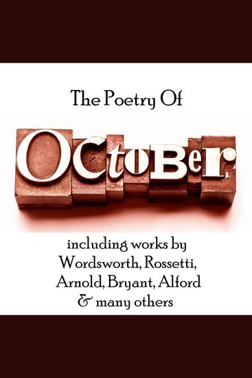 The Poetry of October - cover