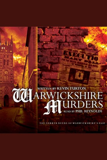 The Warwickshire Murders - cover