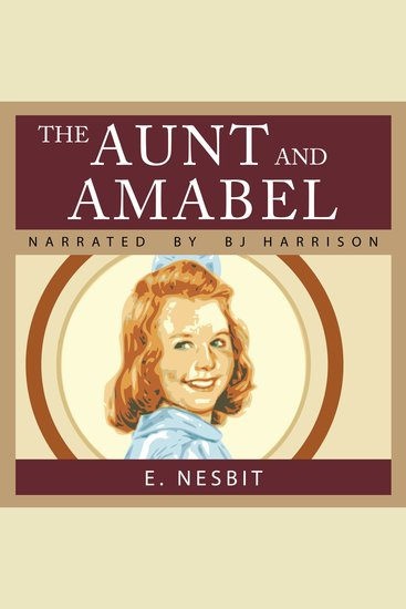 The Aunt and Amabel - cover