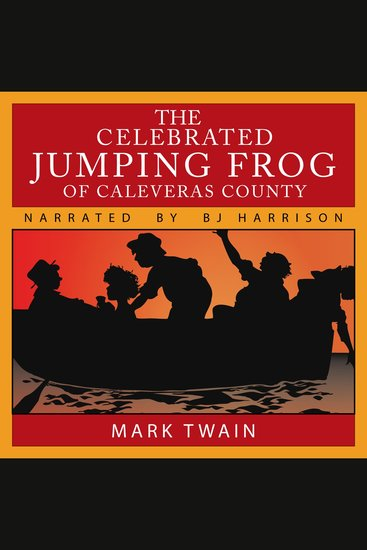 The Celebrated Jumping Frog of Caleveras County - cover