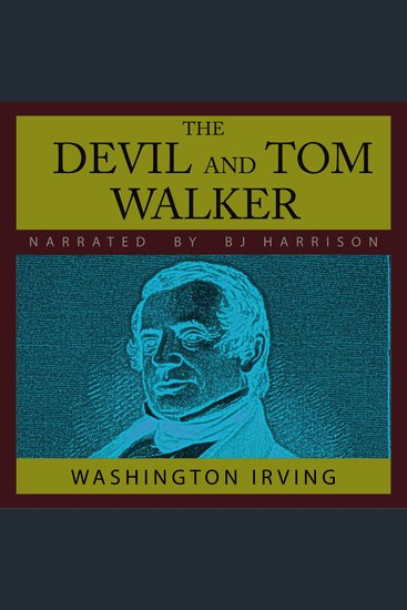 The Devil and Tom Walker and Hurst of Hurstcote - cover