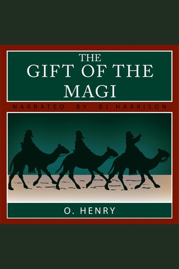 The Gift of the Magi Last Leaf - cover
