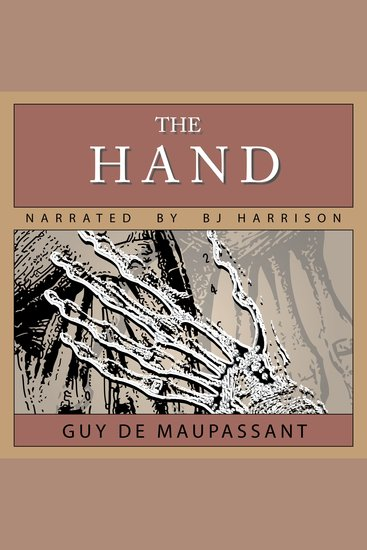 The Hand - cover