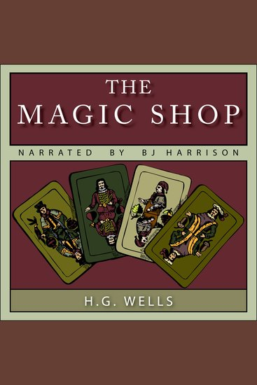 The Magic Shop - cover