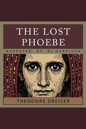 The Lost Phoebe - cover
