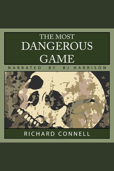 The Most Dangerous Game - cover