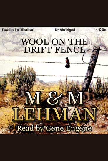 Wool on the Drift Fence - cover
