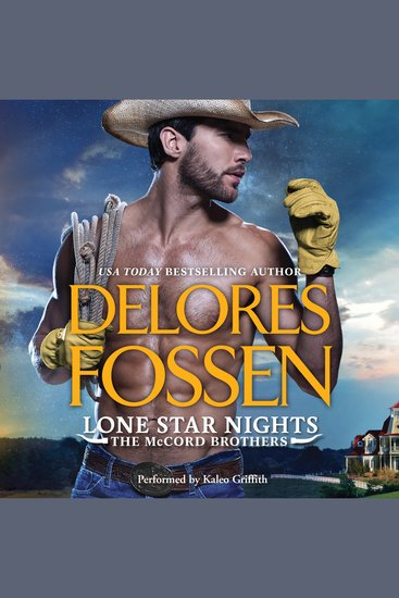 Lone Star Nights - The McCord Brothers Book 2 - cover