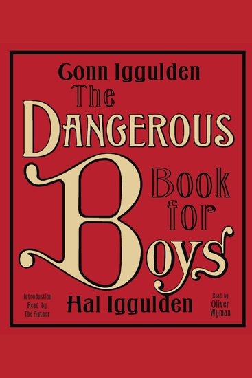 The Dangerous Book for Boys - cover