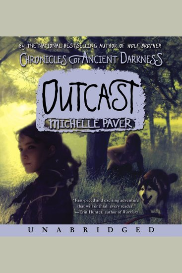 Chronicles of Ancient Darkness: Outcast - cover
