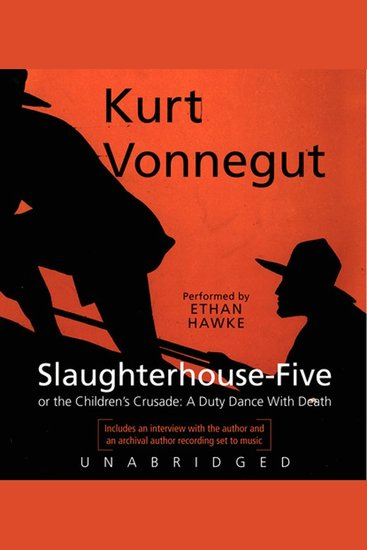 Slaughterhouse Five - cover
