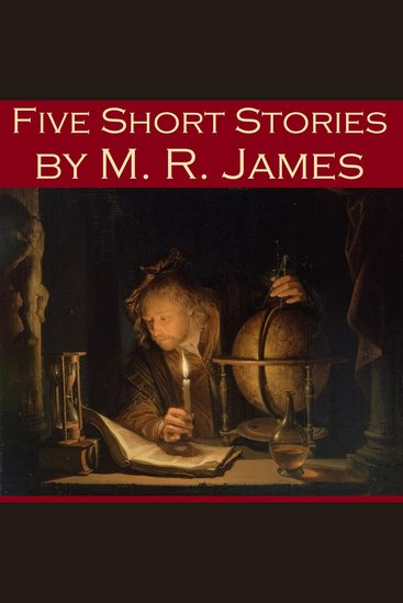 Five Short Stories by M R James - cover