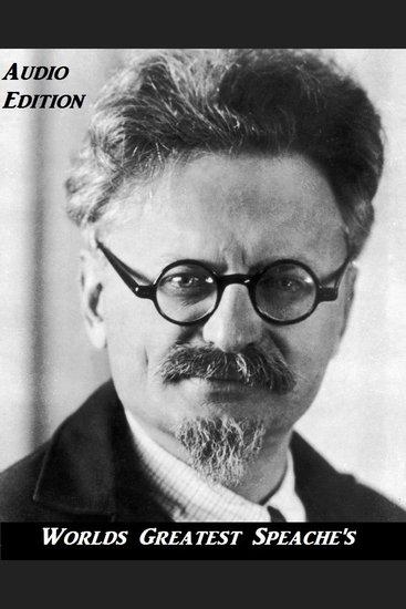 Leon Trotsky Soviet Unity 1919 - cover